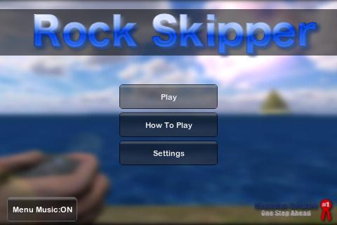 Screenshot Rock Skipper 3D